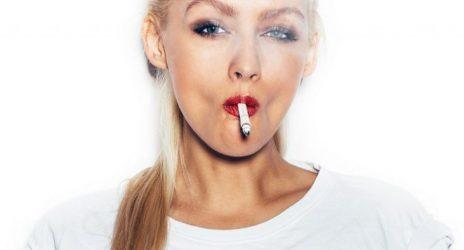 Wpływ nikotyny na skórę i likwidacja zmarszczek palacza